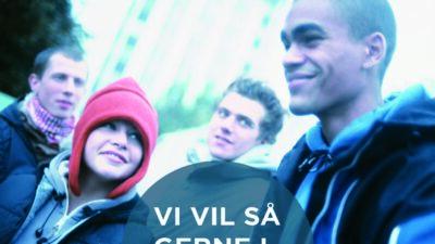 Event i Viborg - Sammen får vi flere unge i job