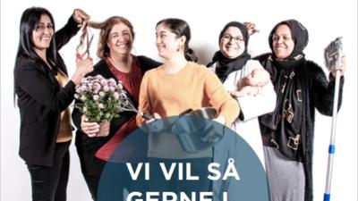 Event i Holstebro – Let's care together