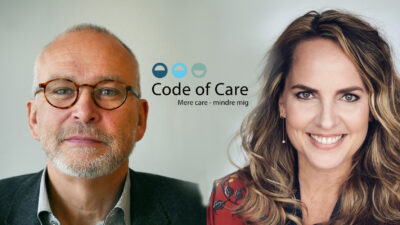 Code of Care på Folkemødet 2021